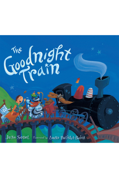 Houghton Mifflin Harcourt  The Goodnight Train - Alternate List Image