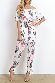 Style Trolley The Gracie Jumpsuit - Product Mini Image
