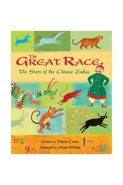 Barefoot Books The Great Race: The Story of the Chinese Zodiac - Product Mini Image