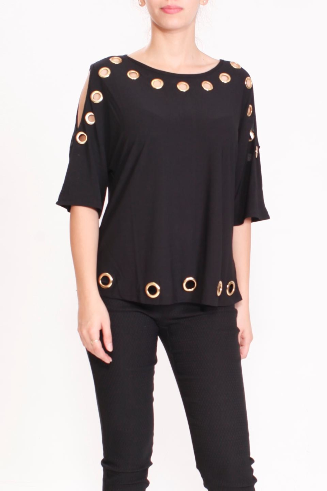 Talk of the Walk The Grommet Top - Main Image