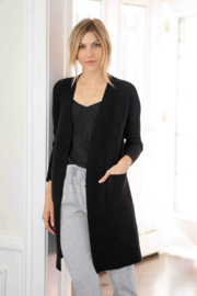Mer Sea & Co The Hampton Cashmere Duster - Front cropped