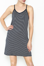 the Hanger Stripe Cami Dress - Front cropped