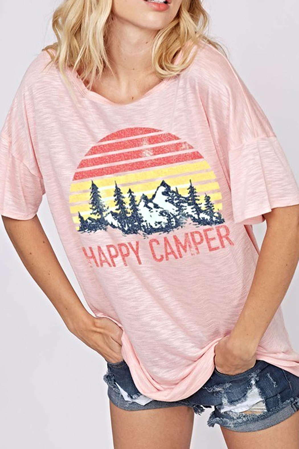 Fantastic Fawn The Happy Camper - Front Cropped Image