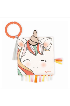 Kaloo The Happy Unicorn Activity Book - Product List Image