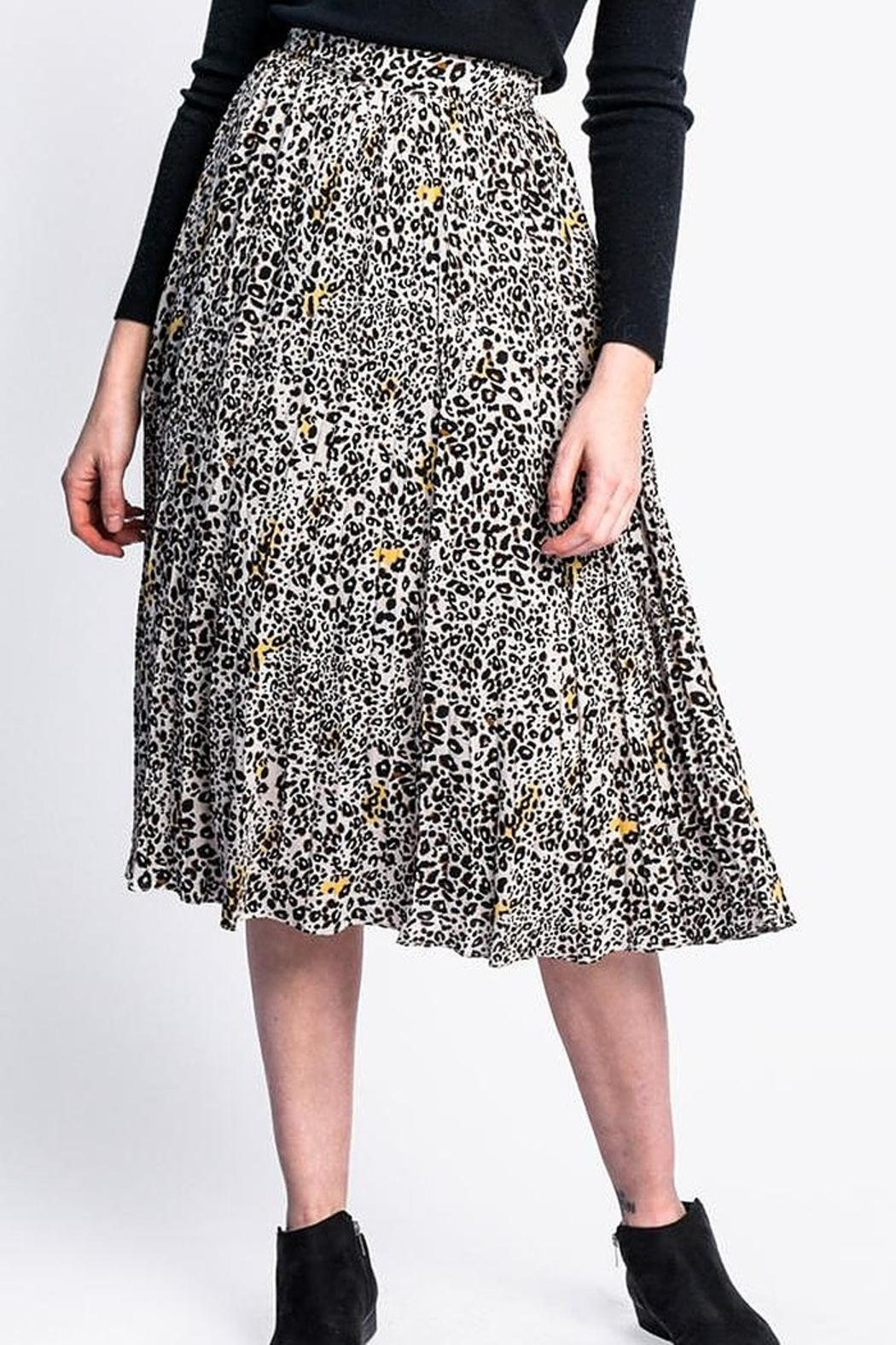 Pink Martini The Haven Skirt - Front Cropped Image