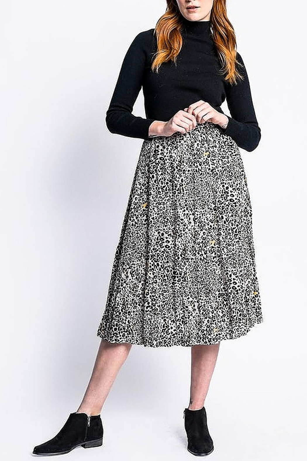 Pink Martini The Haven Skirt - Front Full Image