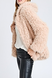 Lovetree The Hekla Jacket - Back cropped
