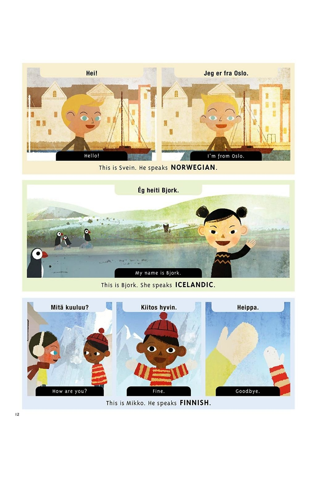 Hachette Book Group The Hello Atlas - Front Full Image