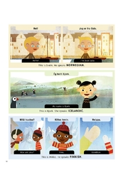 Hachette Book Group The Hello Atlas - Front full body