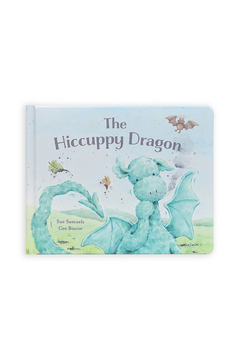 Jellycat THE HICCUPY DRAGON BOOK - Alternate List Image