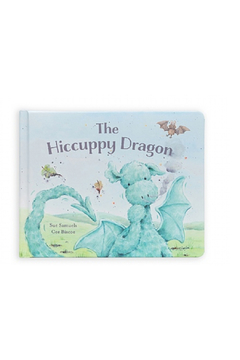 Jellycat The Hiccupy Dragon - Alternate List Image