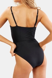 Solid & Striped The Hollywood One-Piece - Front full body