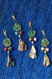Charlie Paige The Honest Bead-Keychain - Front cropped