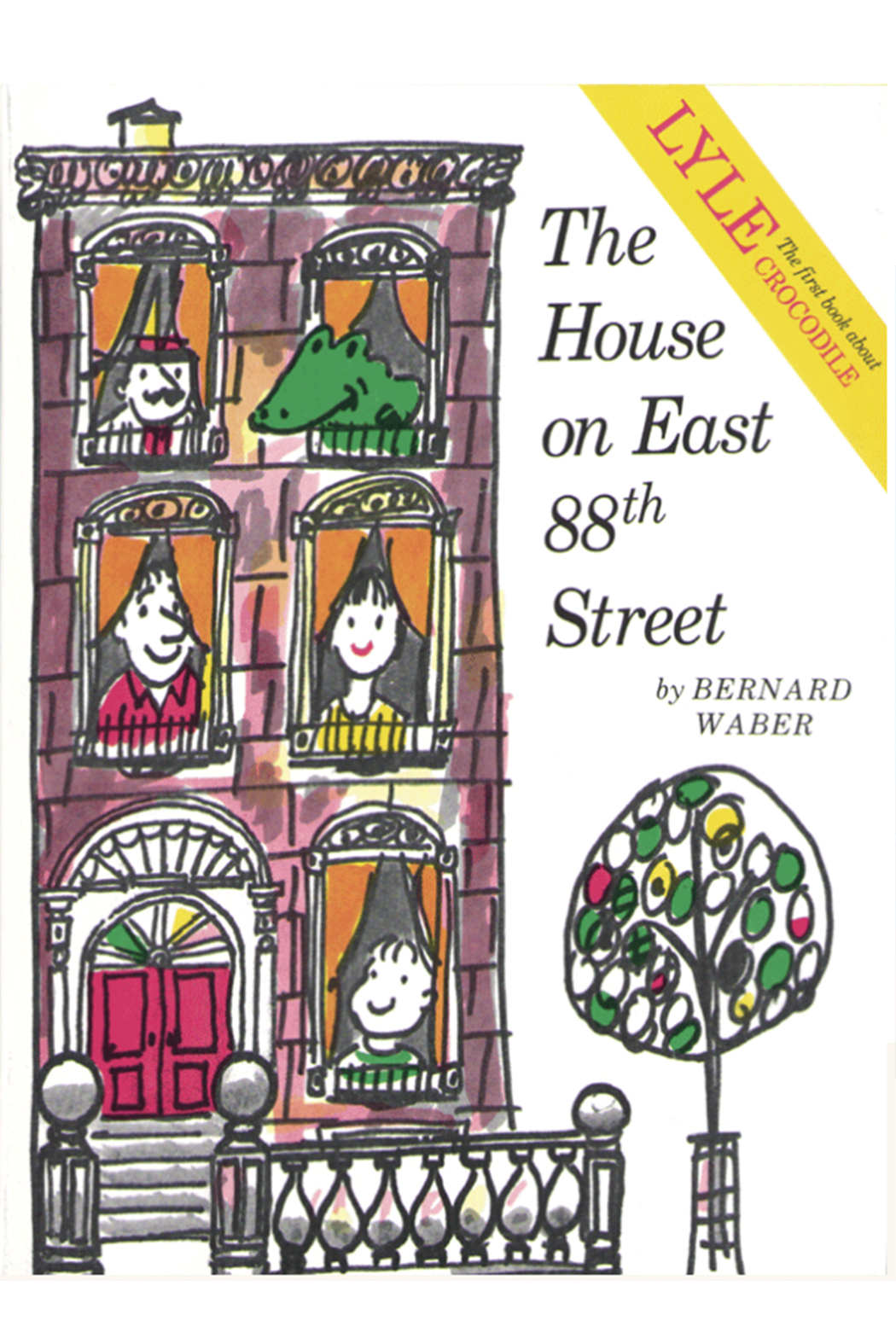 Houghton Mifflin Harcourt  The House On East 88th Street - Front Cropped Image