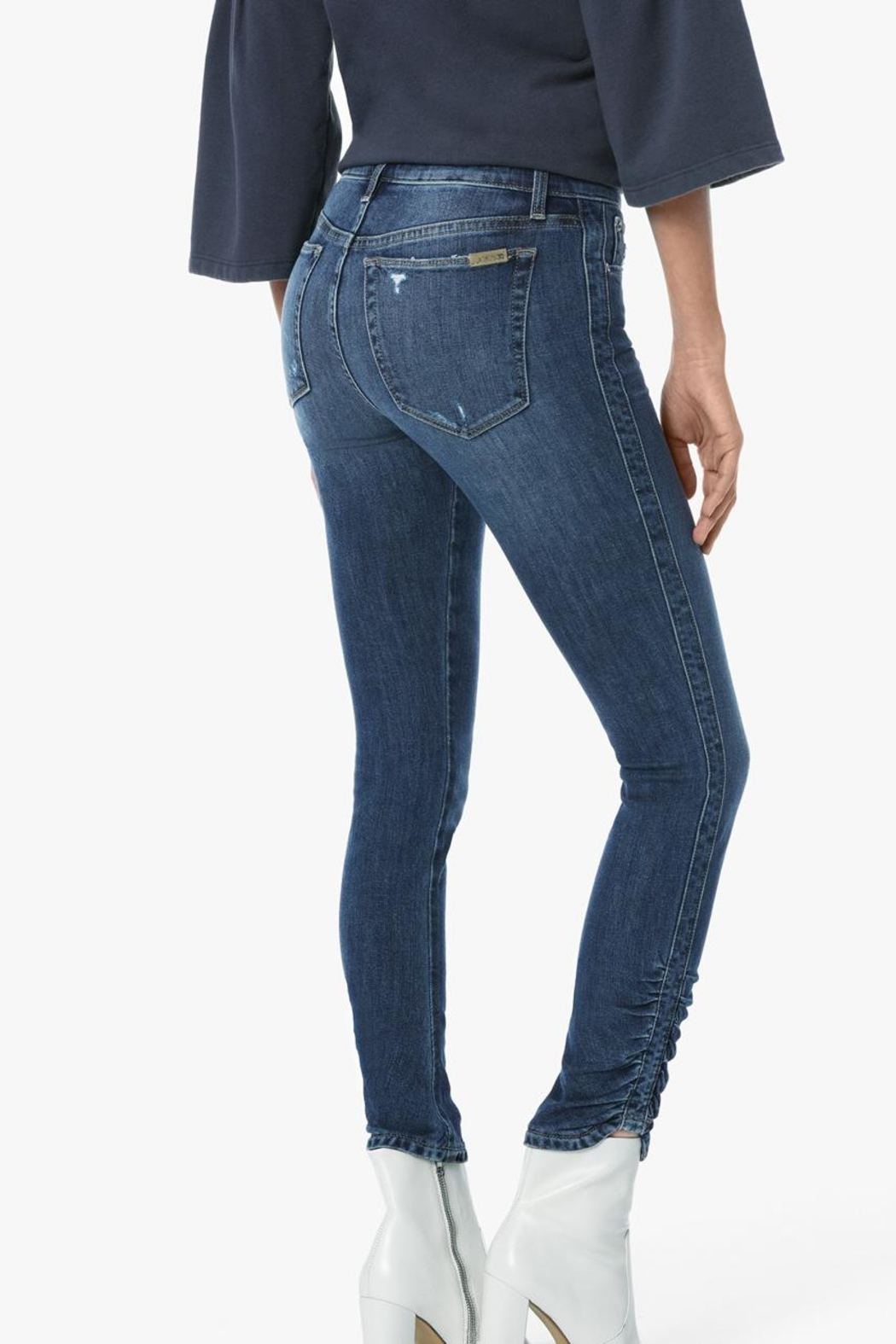 Joe's Jeans The Icon Mid-Rise - Front Full Image