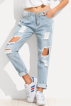 Shoptiques Product: The Jean Distressed