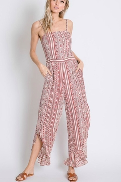 Davi & Dani The Jenni Jumpsuit - Product List Image