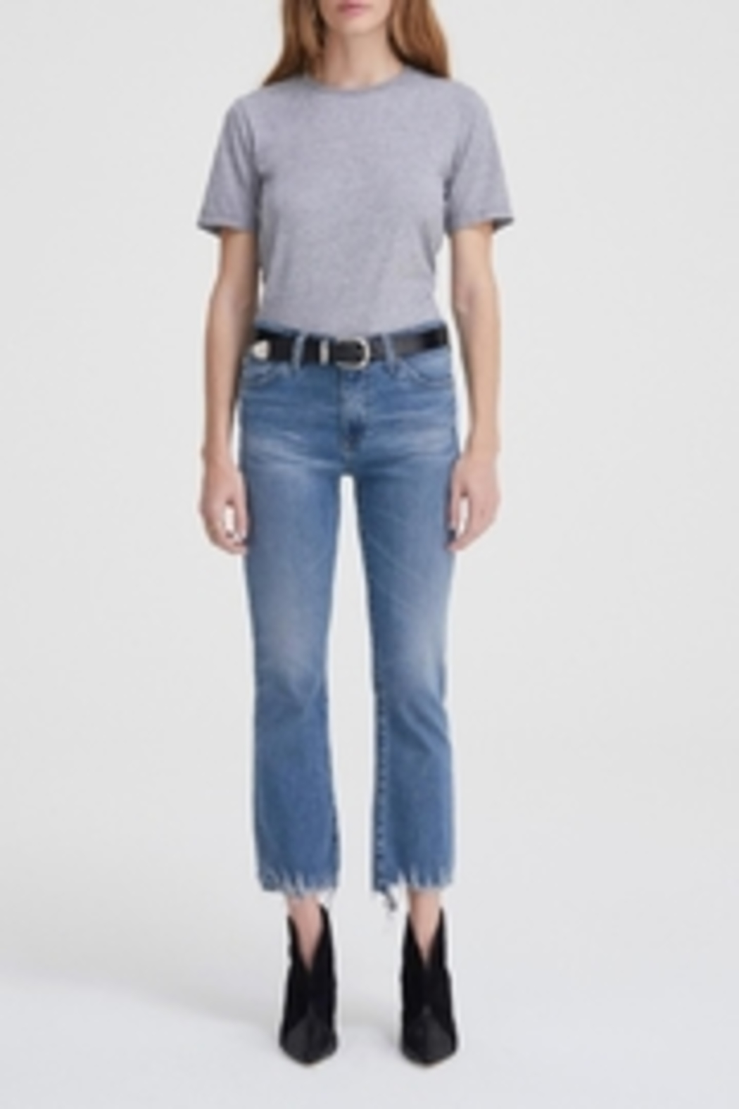 AG Jeans The Jodi Crop - Front Full Image