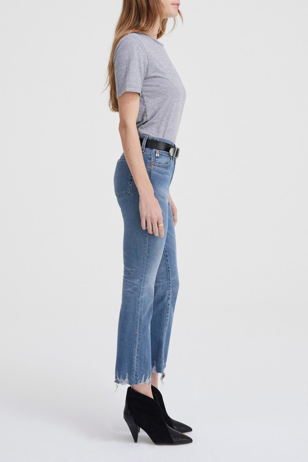 AG Jeans The Jodi Crop - Side Cropped Image
