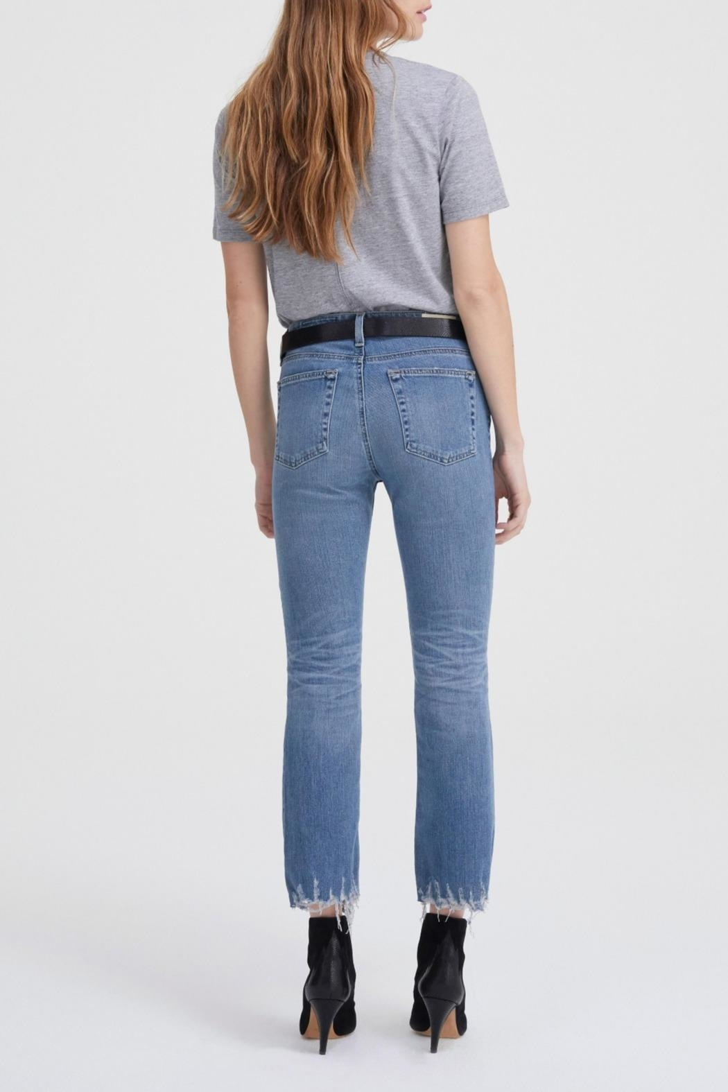 AG Jeans The Jodi Crop - Back Cropped Image