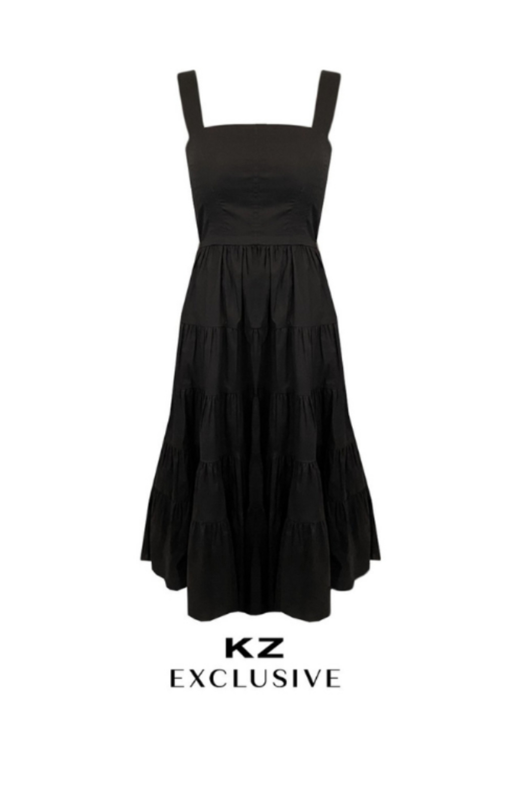 Kirna Zabete The Josephine Dress - Side Cropped Image