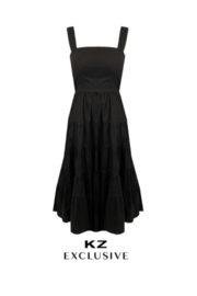 Kirna Zabete The Josephine Dress - Side cropped
