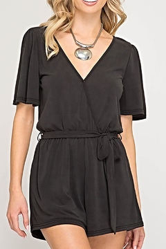 She + Sky The Kacey Romper - Product List Image