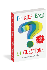 Simon & Schuster The Kids' Book of Questions - Front cropped