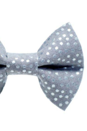 Sweet Pickles Designs The Kittylicous - Cat / Dog Bow Tie - Front full body