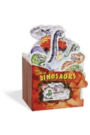 Workman Publishing The Land of Dinosaurs - Front cropped