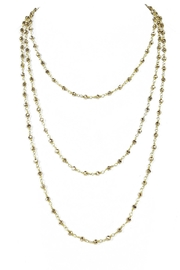 Fabulina Designs The Lani Necklace - Front cropped