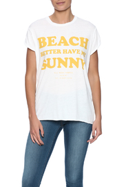 The Laundry Room Sunny Rolling Tee - Product Mini Image