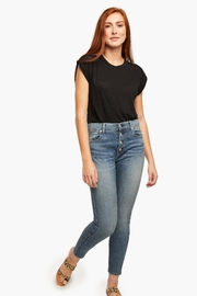 Able The Lenni Button Front Jean - Product Mini Image