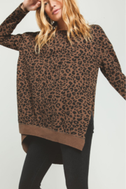 Zsupply The Leopard Weekender - Front cropped