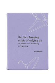 The Birds Nest THE LIFE-CHANGING MAGIC OF TIDYING UP BOOK - Front cropped