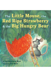 Houghton Mifflin Harcourt  The Little Mouse, The Red Ripe Strawberry & The Big Hungry Bear - Front cropped