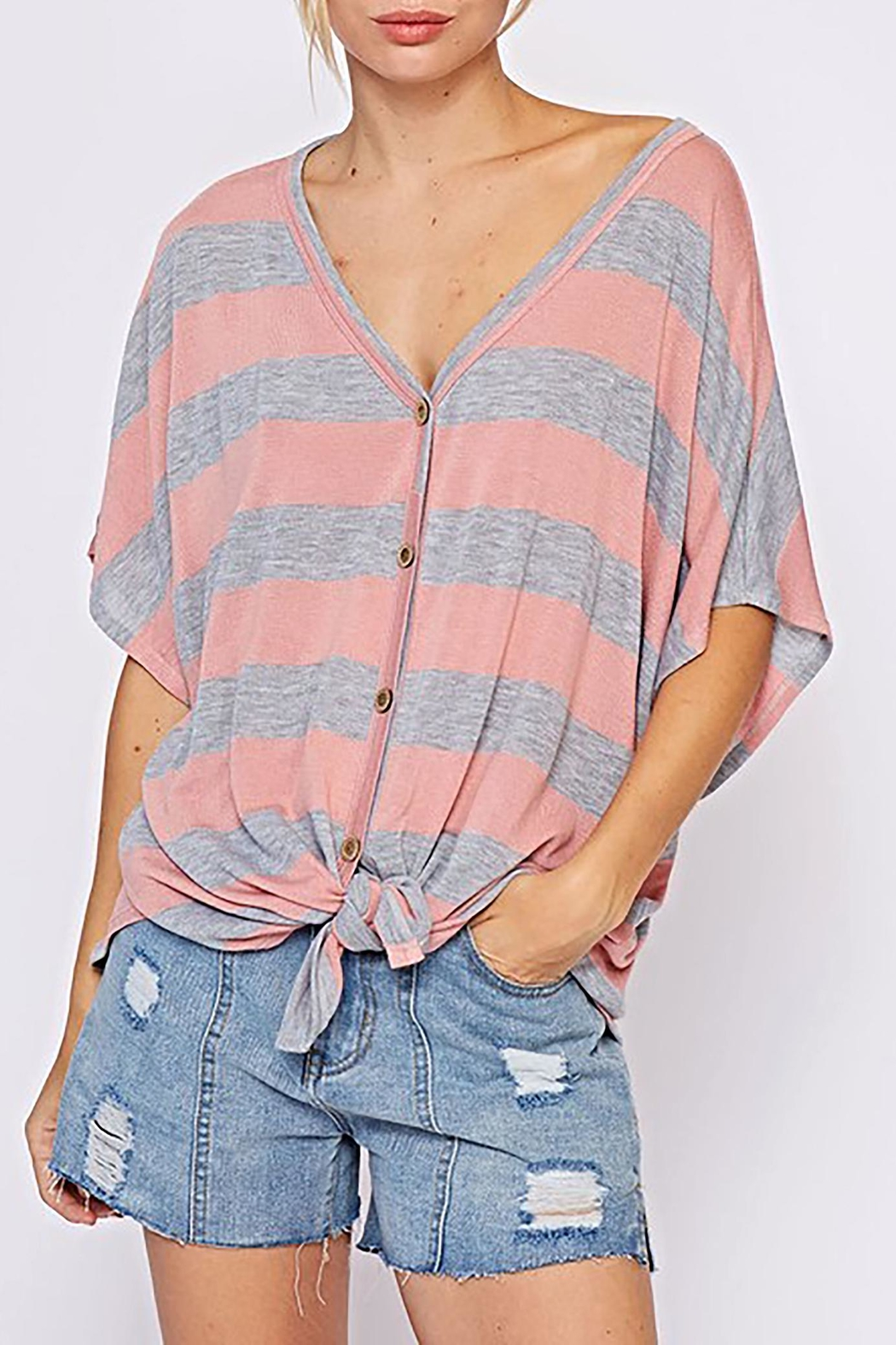Fantastic Fawn The Lois Top - Front Full Image
