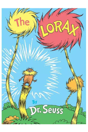 Penguin Books The Lorax - Front cropped