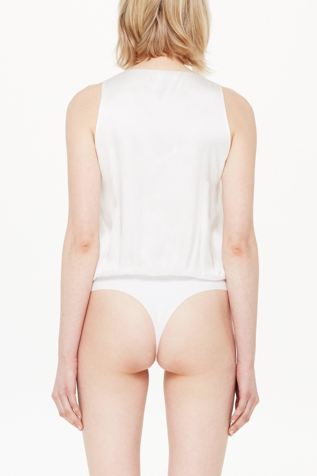 Cami NYC The Lorna Bodysuit - Side Cropped Image