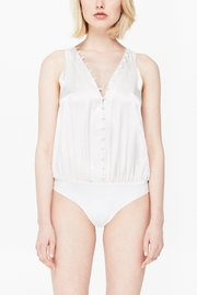 Cami NYC The Lorna Bodysuit - Front full body