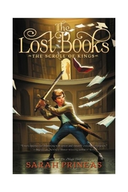 Harper Collins Publishers The Lost Books - Front cropped