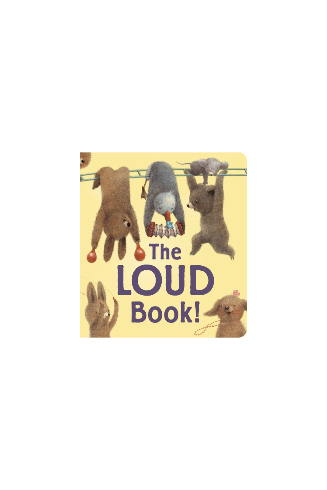 Houghton Mifflin Harcourt  The Loud Book - Main Image