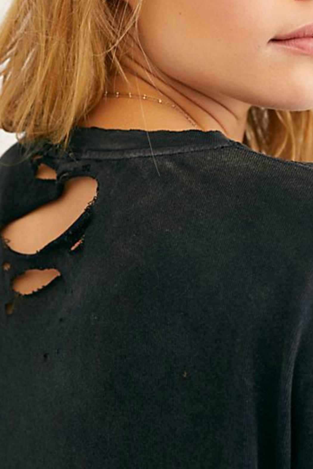 Free People The Lucky Tee - Front Full Image