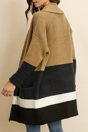 dress forum The Magalie Cardigan - Back cropped