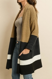 dress forum The Magalie Cardigan - Side cropped