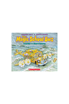 Scholastic The Magic School Bus Inside A Hurricane - Alternate List Image