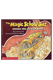 Scholastic The Magic School Bus: Inside The Human Body - Product Mini Image