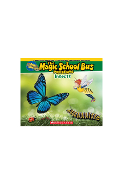 Scholastic The Magic School Bus Presents: Insects - Alternate List Image