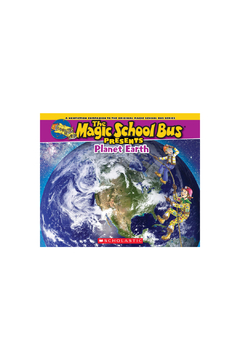 Scholastic The Magic School Bus Presents: Planet Earth - Alternate List Image