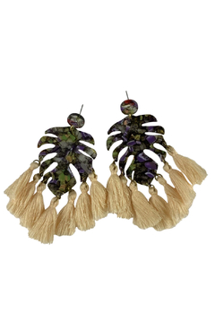 Fabulina Designs Maldives Earrings - Alternate List Image